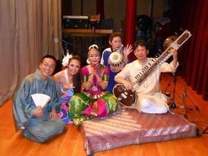 インド舞踊・音楽の会企画